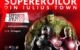Universul Supereroilor